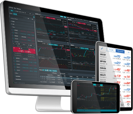 Trade on a reliable platform